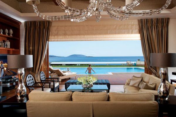 one of the most expensive hotels in the world - Grand Resort Lagonissi Royal Villa