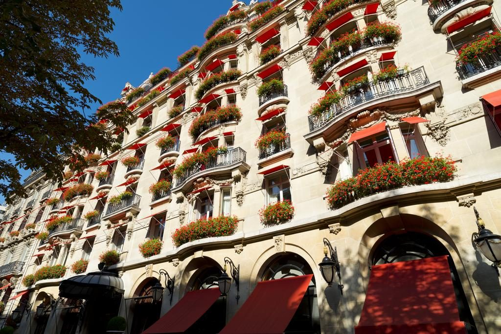 hotel plaza athene paris - Biggest House In The World 2017