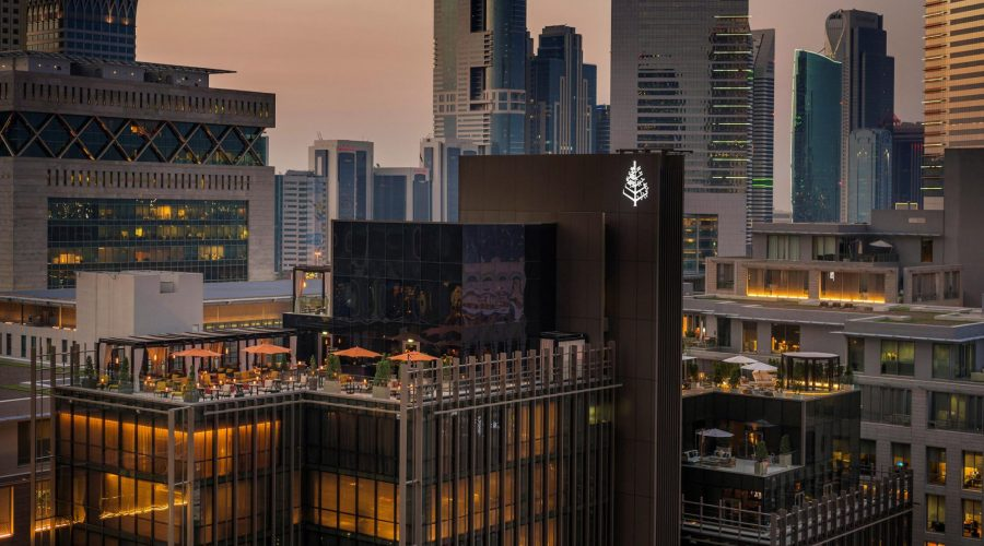 Four Seasons Hotel Dubai International Financial Centre - Dubai - United Arab Emirates 1