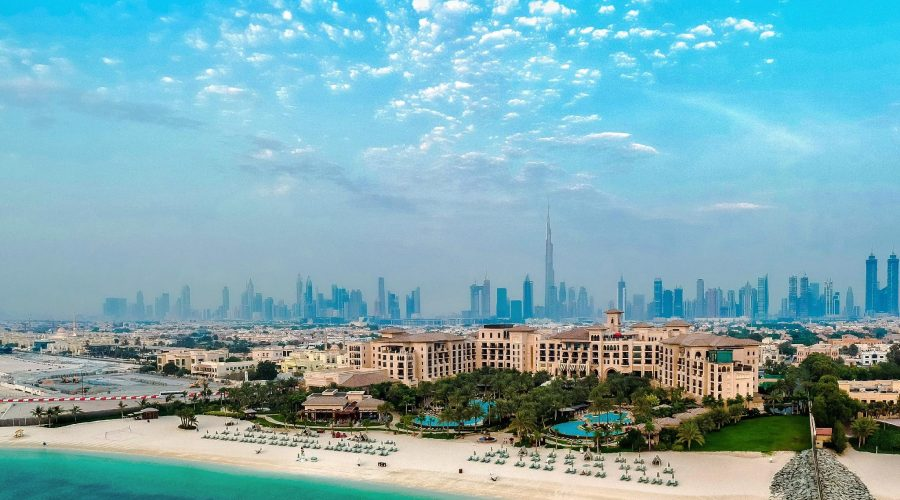 Four Seasons Resort Dubai at Jumeirah Beach - Dubai - United Arab Emirates 1