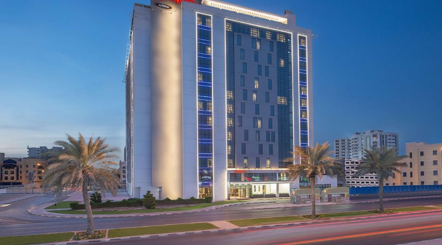 Hampton by Hilton Dubai Airport - Dubai - United Arab Emirates 1