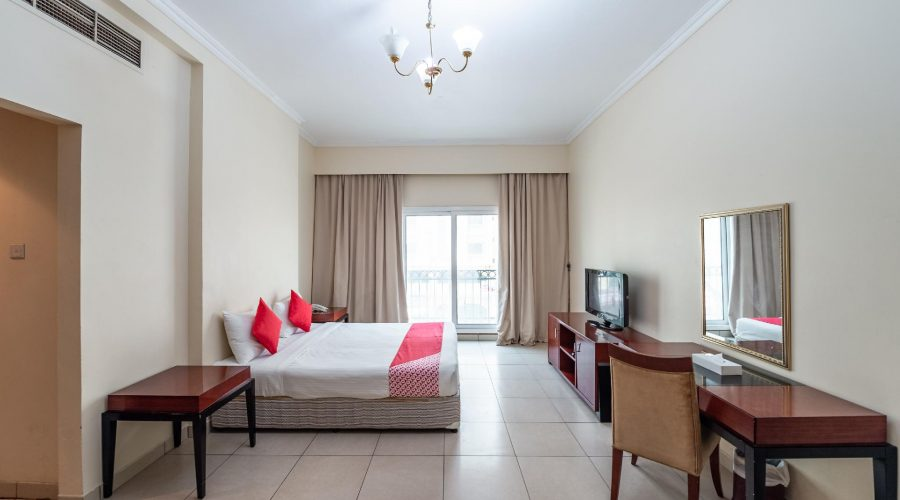 OYO 132 Ruwi Hotel Apartments - Sharjah - United Arab Emirates 1