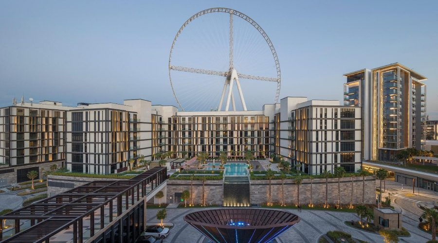 Residences at Caesars Palace Dubai - Dubai - United Arab Emirates 1