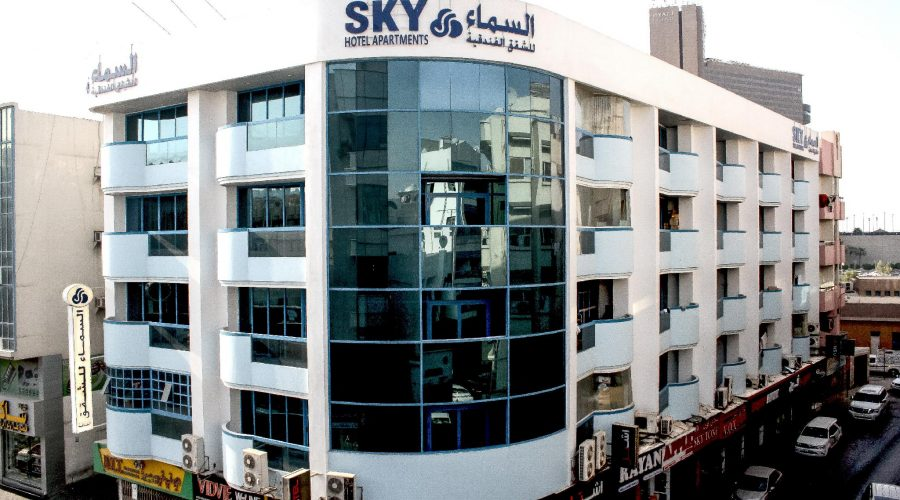 Sky Hotel Apartments - Dubai - United Arab Emirates 1