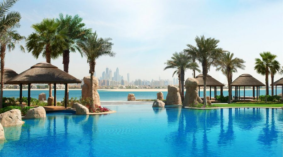 Sofitel Dubai The Palm Luxury Apartments Hotel - Dubai - United Arab Emirates 1